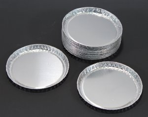 Aluminum Weighing Dishes (알루미늄 디쉬)