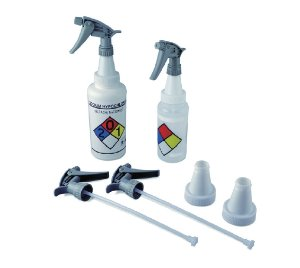 TRIGGER SPRAYERS (WITH ADAPTERS) (스프레이 헤드 & 어댑터)
